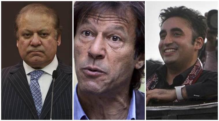 पाकिस्तानमा आज आम निर्वाचन हुँदै
