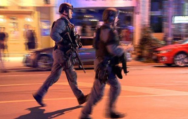 क्यानडाको रेष्टुरेन्ट बाहिर गोलीबारी : ९ जना घाइते, बन्दुकधारीको मृत्यु