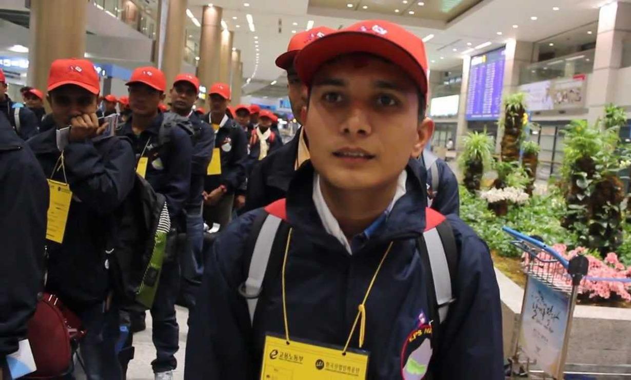 पुनः रोजगारीका लागि कोरियन भाषा परीक्षा भदौ ८बाटसुरु हुदै