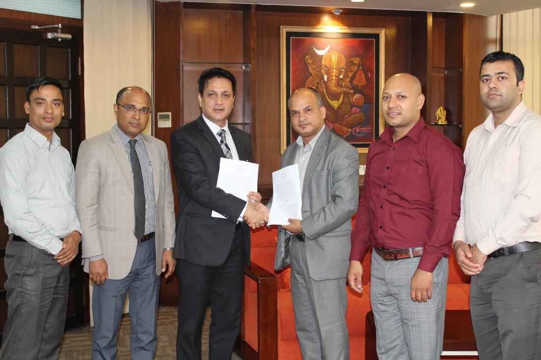 माछापुच्छ्रे बैंकको सुपर एजेन्टमा जिएमई रेमिट नियुक्त