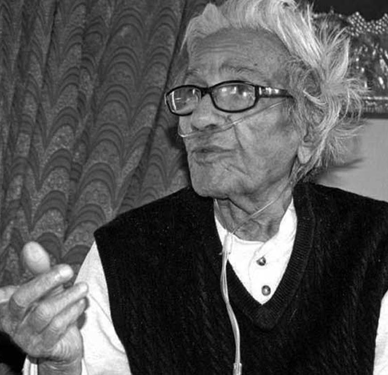 वरिष्ठ गायक तथा अभिनेता हरिप्रसाद रिमालको निधन