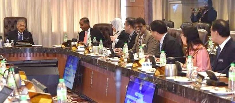 बंगलादेशजस्तै मलेसियाले नेपालसँग सम्झौता गर्ने :प्रधानमन्त्री महाथिर