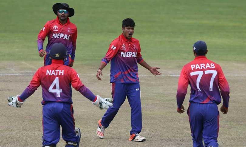 एकदिवसीय क्रिकेटमा नेपालको पहिलो जित, नेदरल्याण्डस्लाई १ रनले हरायो