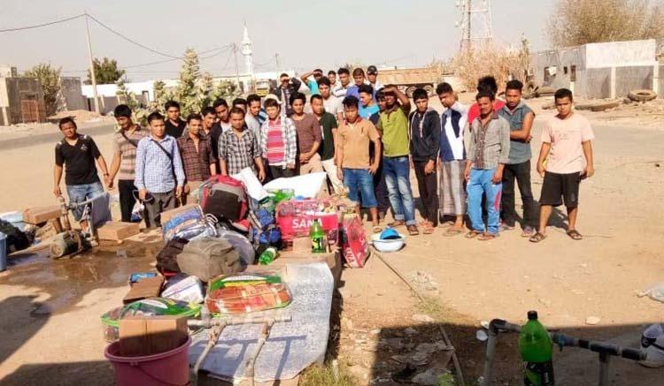 साउदीमा अलपत्र परेका ३८ नेपालीलाई 'काम र पारिश्रामिक' दिने सहमति