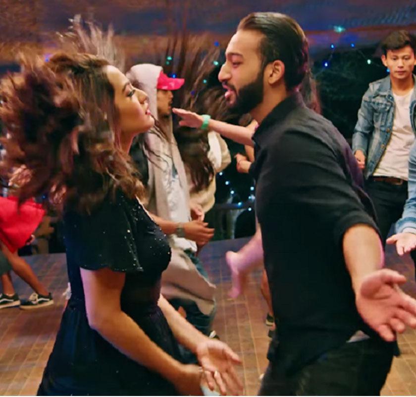 'चङ्गा चेट'को दोश्रो गीत 'ढल्की ढल्की…' सार्वजनिक