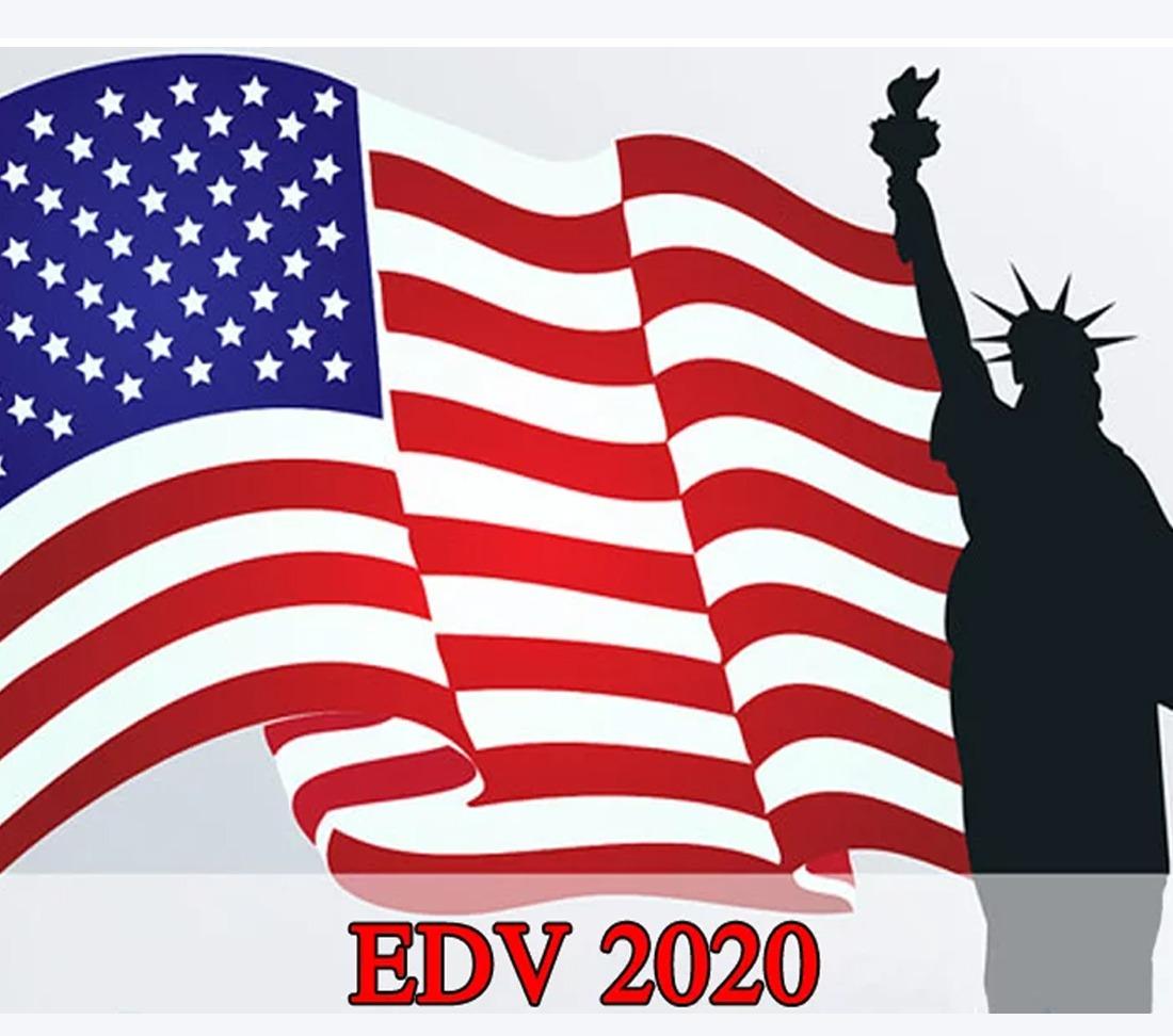 सन २०२० को लागि अमेरिकन डिभीको आवेदन असोज १७ देखि खुल्दै