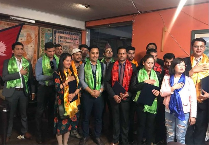 नेपाल पत्रकार महासंघको दक्षिण कोरिया शाखामा कुँवर निर्वाचित