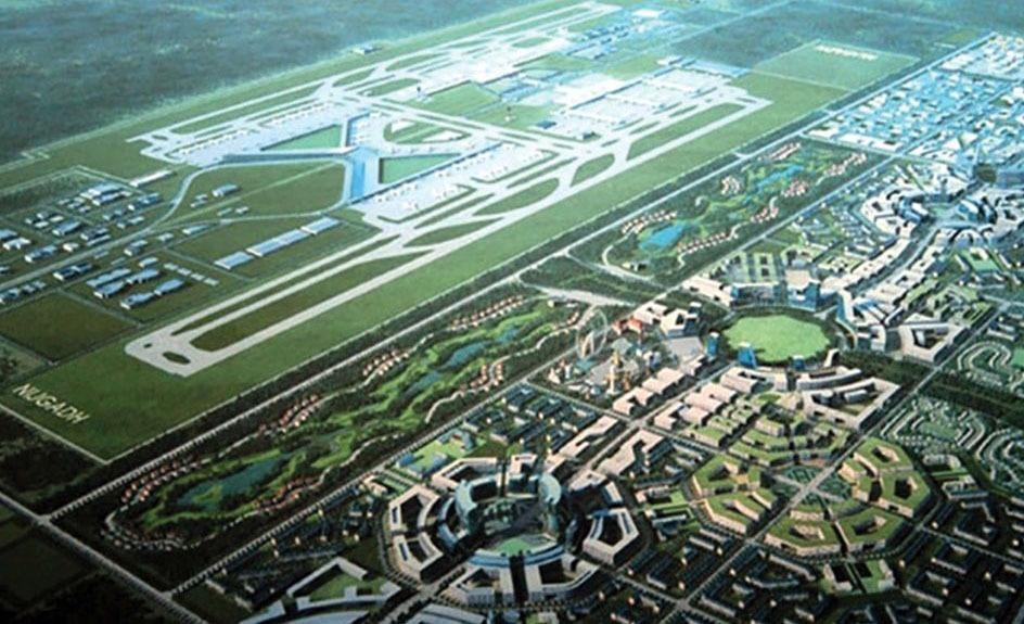 निजगढ विमानस्थललाई एसियाकै 'ट्रान्जिट हब' बनाउने सरकारको तयारी