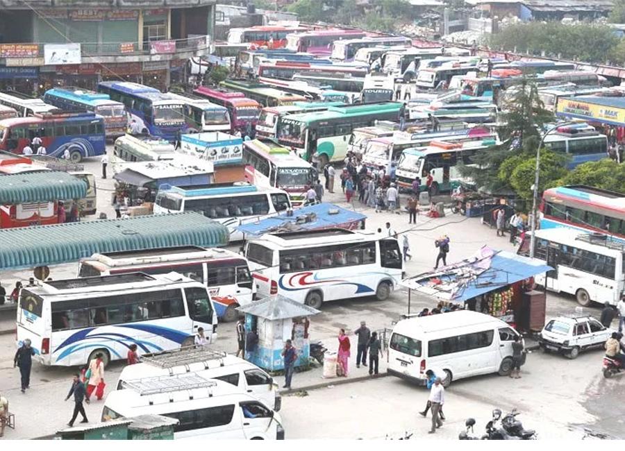 सार्वजनिक यातायातको भाडा १० प्रतिशत बढ्यो, अग्रिम टिकट बुकिङ खुल्ने