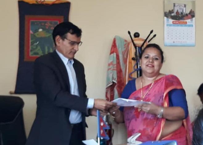 महिला हिंसा विरुद्ध देशैभर प्रर्दशन, निर्मलाको हत्यारा कहिले पत्ता लाग्छ :गीता नेपाल