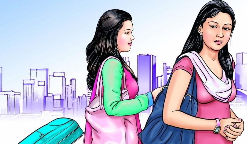 भिजिट भिसामा महिला विदेश जाँदा सिफारिस अनिवार्यको निर्णय भएको छैन : अध्यागमन विभाग