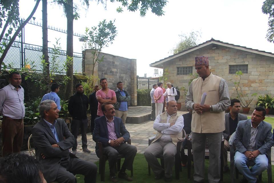 मेनपावर व्यवसायीको मागमा नेपाली काँग्रेसको साथ छ : देउवा