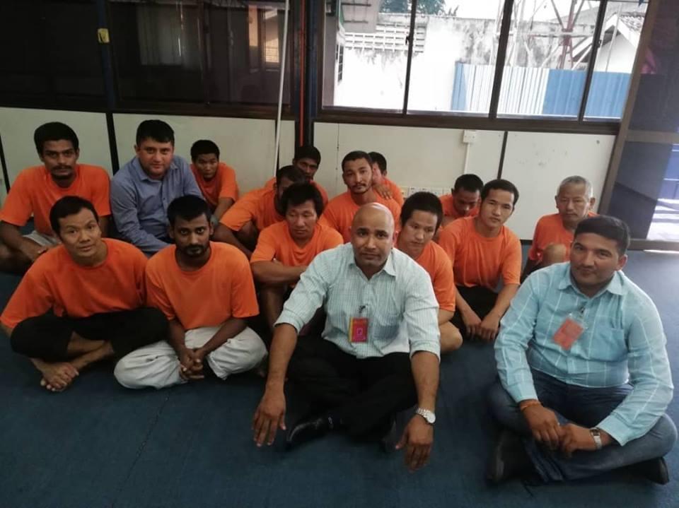 मलेसियाको एउटै संस्थाले एकसय नेपालीको उद्धार गर्न सफल