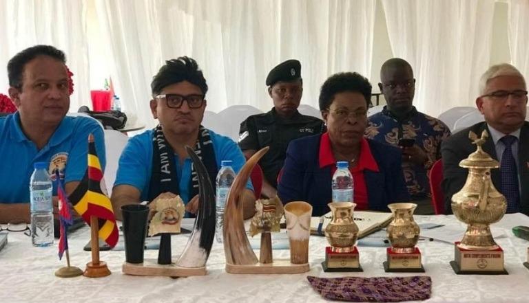 १२ बुँदे कम्पाला घोषणापत्र जारी गर्दै एनआरएनए अफ्रिकाको तेस्रो क्षेत्रीय बैठक सम्पन्न