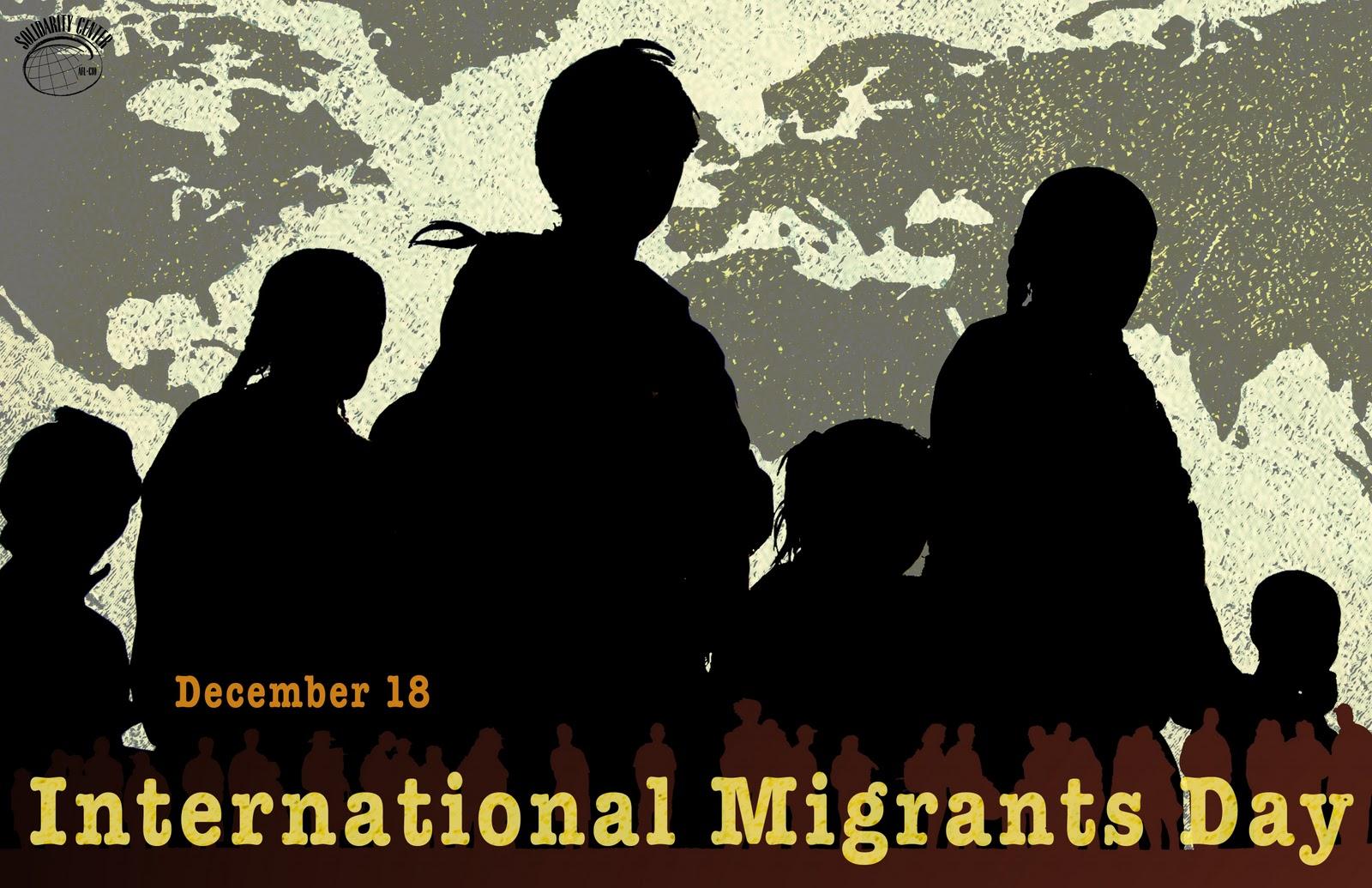 आज अन्तर्राष्ट्रिय आप्रवासन दिवस, विभिन्न सचेतनामूलक कार्यक्रम गरी मनाइँदै