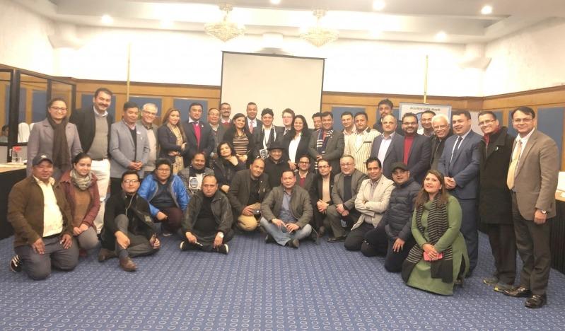 गैरआवासीय नेपाली संघको ९ औं विश्व सम्मेलन आगामी १३-१६ अक्टोबरमा हुदै
