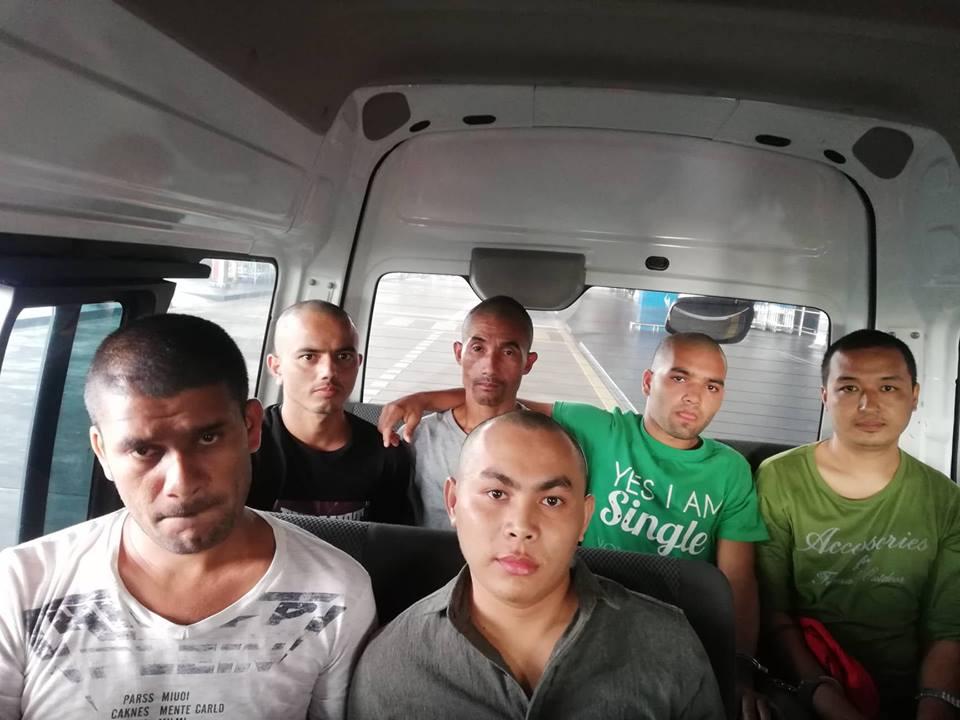 मलेसियामा जेल जीवन बिताएका ९ नेपाली स्वदेश फर्कन सफल