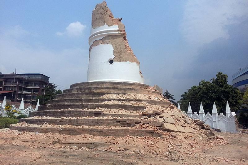राष्ट्रिय भूकम्प सुरक्षा दिवस, पुर्ननिर्माणमा सुस्त