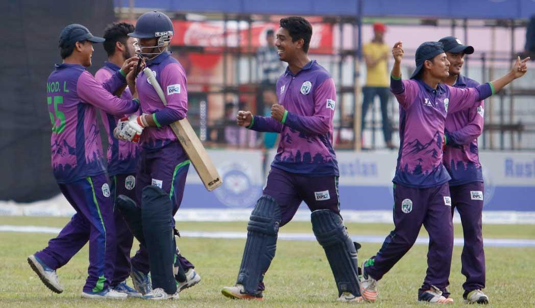 डीपीएलको उपाधि सिवाइसी अत्तरियालाई, फाइनलमा महेन्द्रनगर ३ विकेटले पराजित