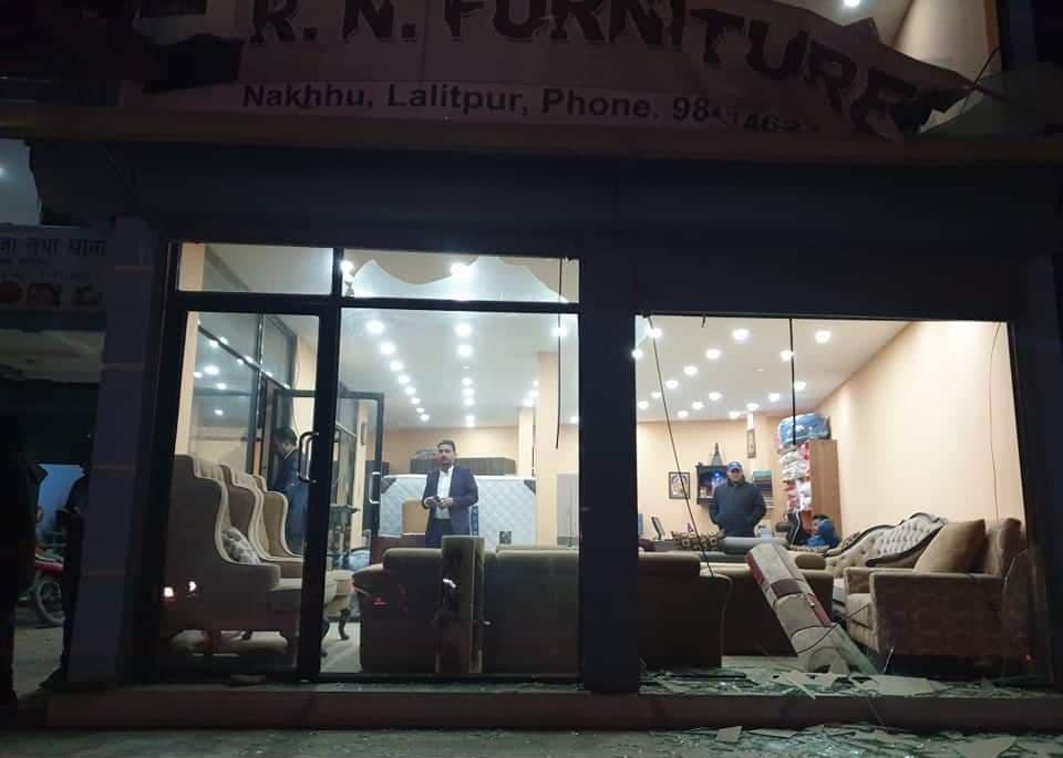 काठमाडौमा बम आतंक : नक्खुमा ३ जना घाइते, कमलपोखरीमा गरियो डिस्पोज