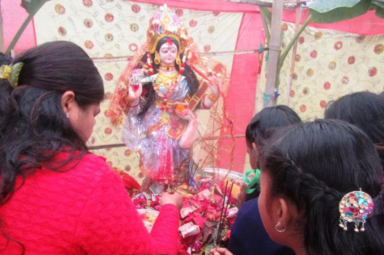 आज बसन्त पञ्चमी, सरस्वतीको पूजा आराधना गरी मनाइँदै