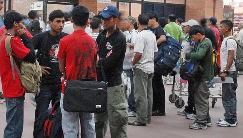 वैदेशिक रोजगारीबाट फर्किएका नेपालीको सामान विमानस्थलमा जफत गरिएकोप्रति एनआरएनएको ध्यानाकर्षण