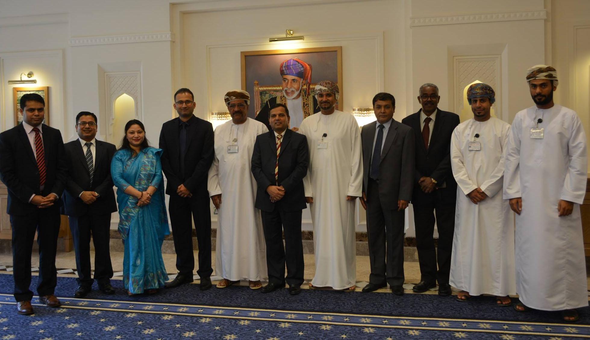 युएई र ओमानसँग श्रम सम्झौताको मस्यौदामा छलफल