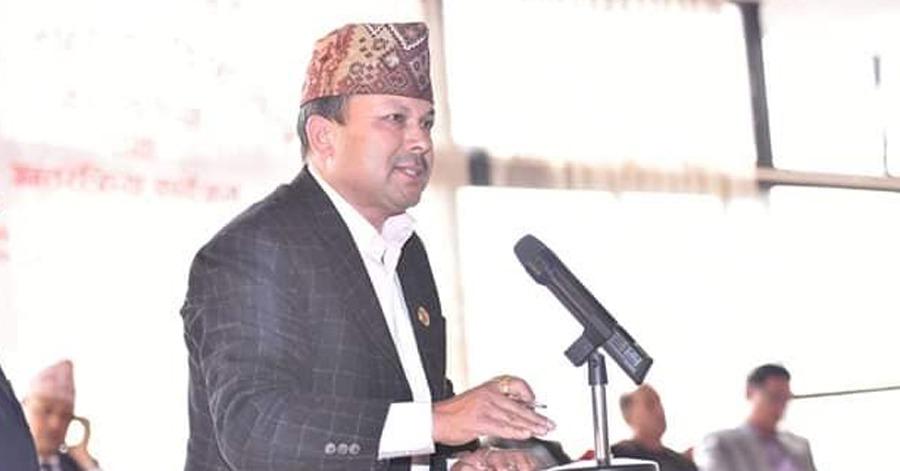 नेपाल राष्ट्रिय व्यवसायी महासंघको दोश्रो साधारणसभा शनिबार हुदै