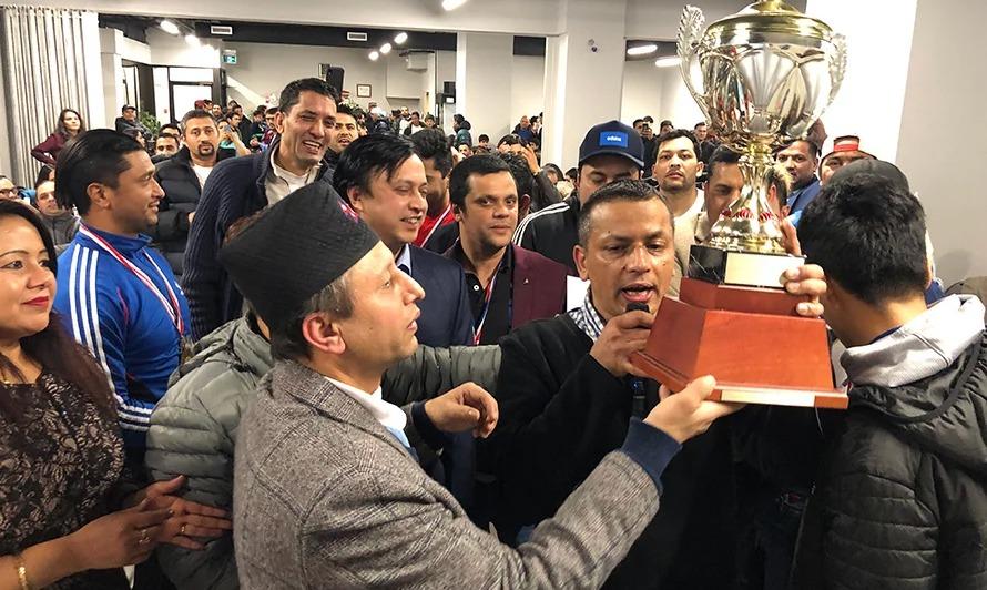 एनआरएनए क्यानडाको खेलकुद सप्ताह सम्पन्न