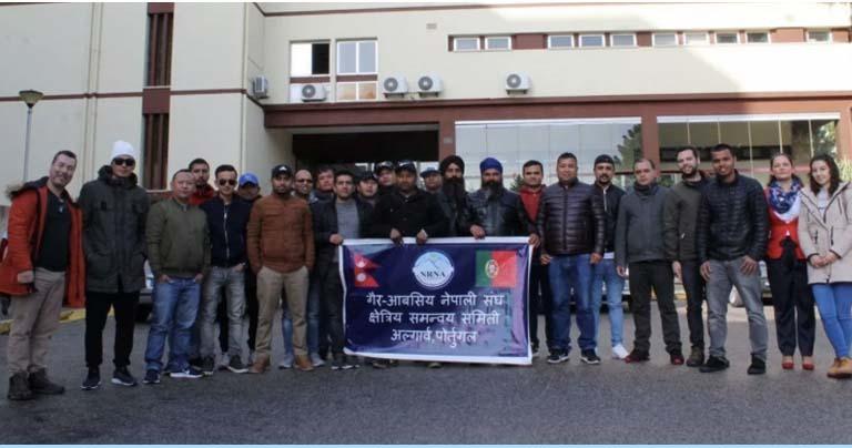 नेपालीहरुको सक्रियतामा पोर्तुगलमा रक्तदान कार्यक्रम सम्पन्न