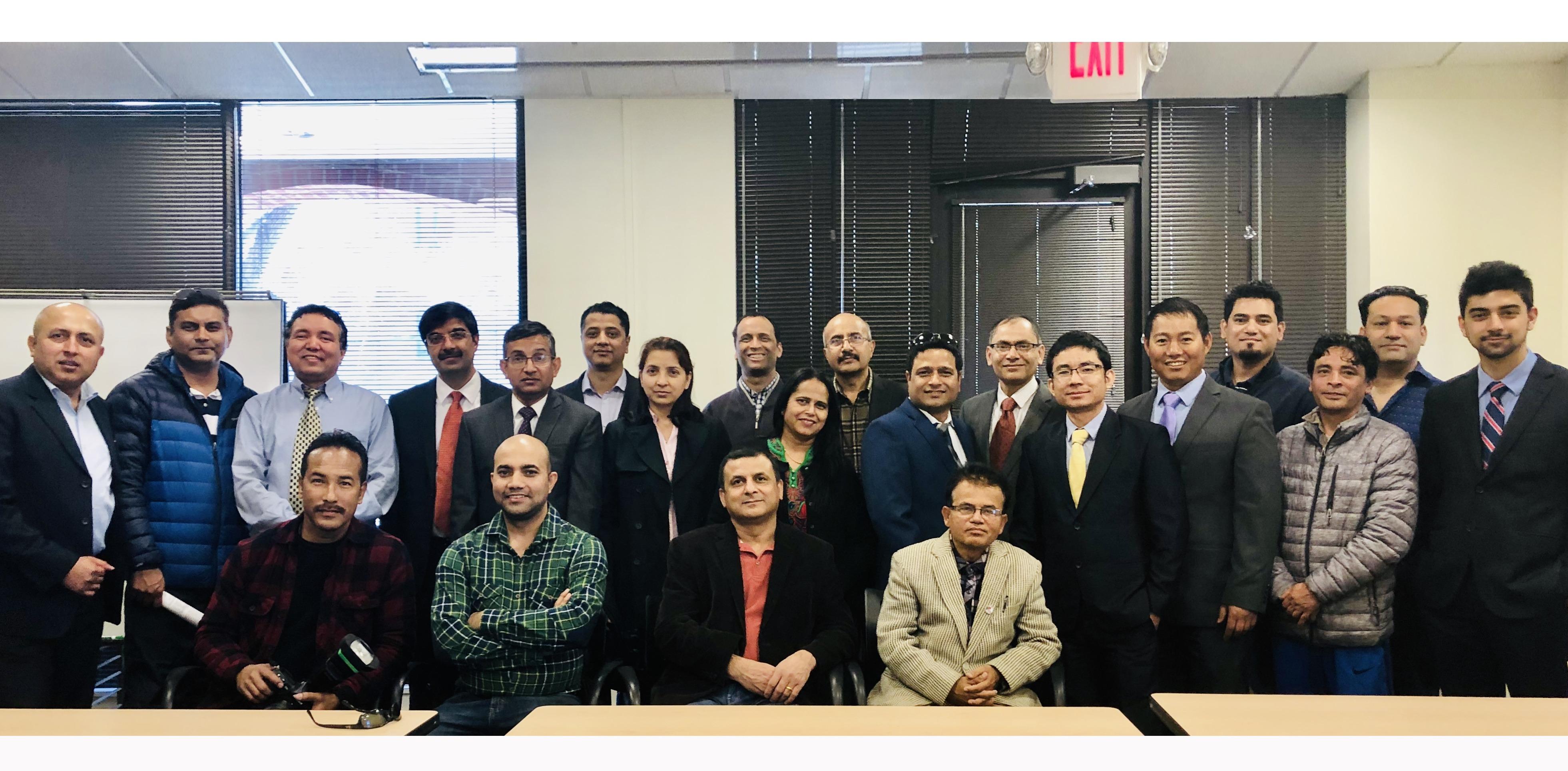 अमेरिकामा 'नेपाली डायस्पोरा लगानी कोष' कम्पनी संचालन