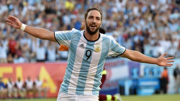 अर्जेन्टिनी स्टार हिगुएनले लिए अन्तर्राष्ट्रिय फुटबलबाट सन्यास