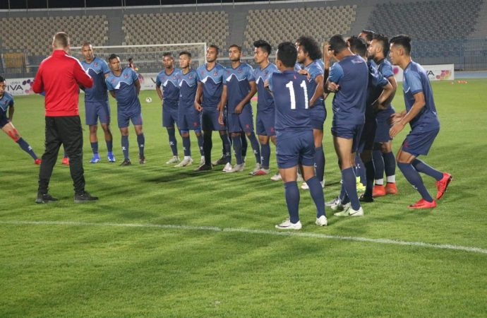 दोस्रो मैत्रीपूर्ण खेलमा कुवेतसँग नेपाल १ गोलले पराजित