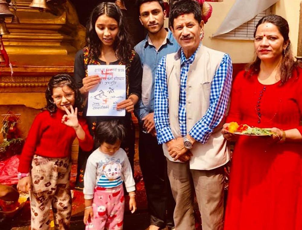 टेलिचलचित्र 'रहरै भो'को शुभमुहुर्त, जनता टेलिभिजनबाट प्रशारण हुने
