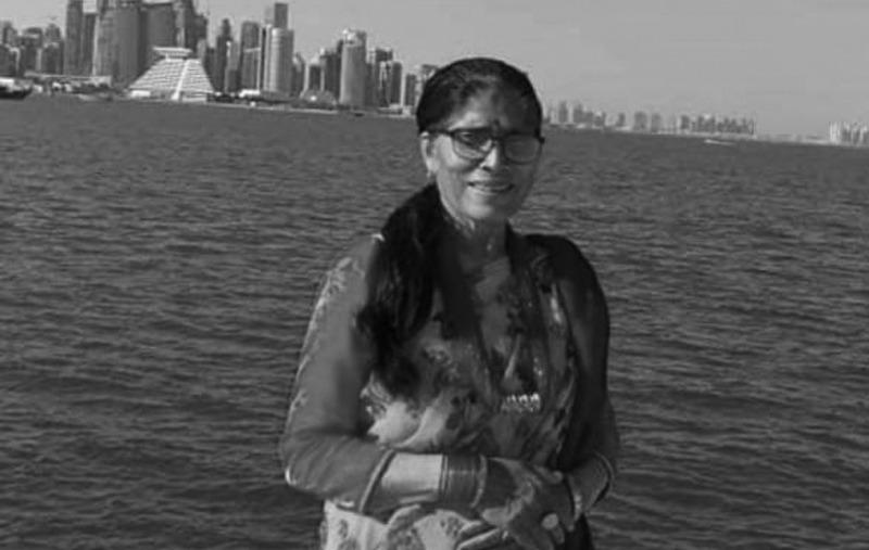 गैरआवासीय नेपाली संघका पूर्वउपाध्यक्ष सागर नेपाललाई मातृशोक