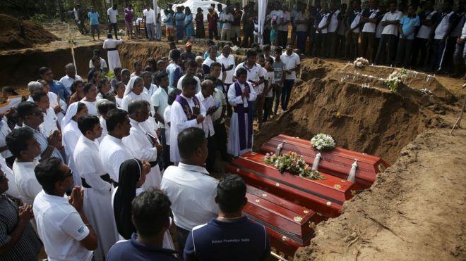 श्रीलंकामा आज राष्ट्रिय शोक, सामूहिक अन्त्येष्टि गरिँदै