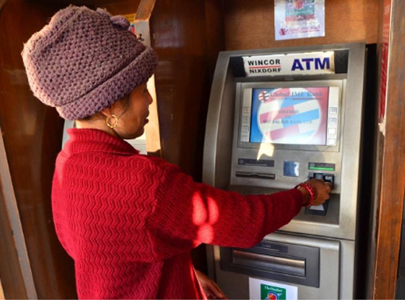 बैंकहरुले एटीएम मेसिनमा नेपाली भाषा अनिवार्य राख्नुपर्ने