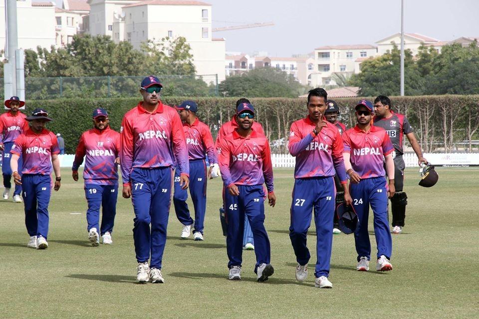 टी-२० विश्वकप छनोट : पहिलो खेलमै नेपाल कतारसँग ४ विकेटले पराजित
