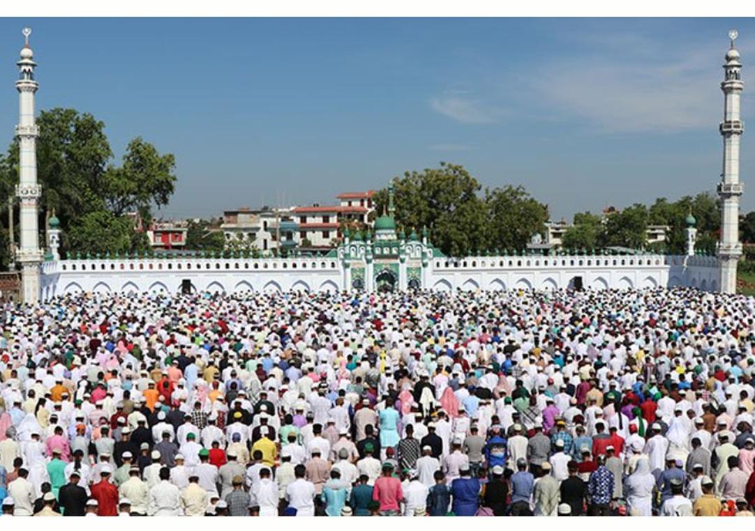 आज मुस्लिम धर्मावलम्बीको महान पर्व बकर इद, देशभरका मस्जिदमा घुईँचो