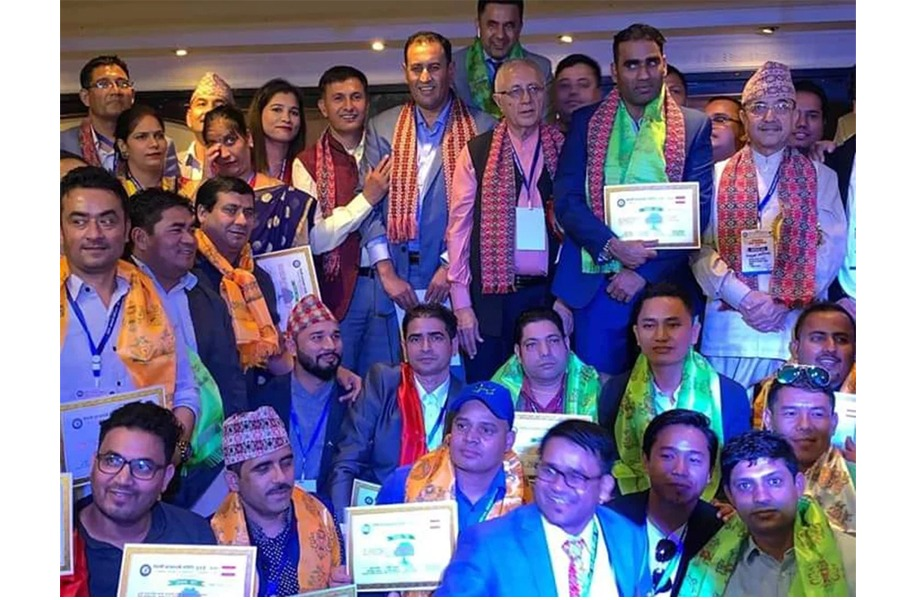 नेपाली जनसम्पर्क समिति युएईमा सर्वसम्मत नेतृत्व, चयन, सभापतिमा तिमल्सिना