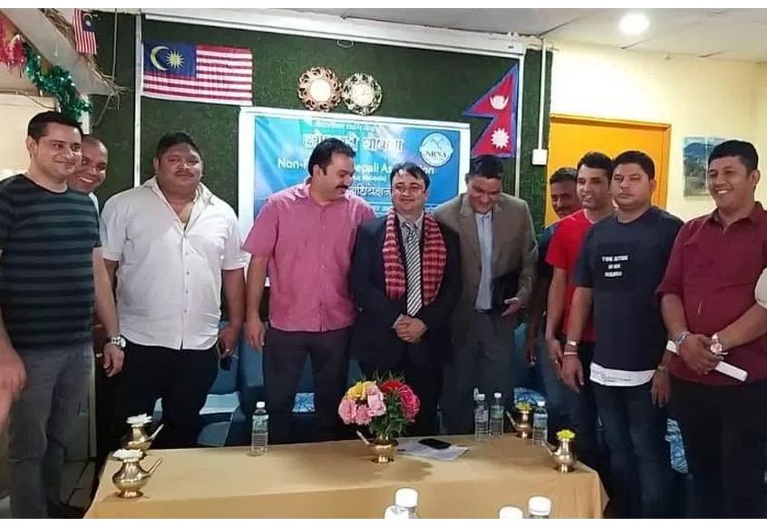 एनआरएनए मलेशियाले चुन्यो निर्विरोध कार्यसमिति, अध्यक्षमा हरि भट्टराई चयन