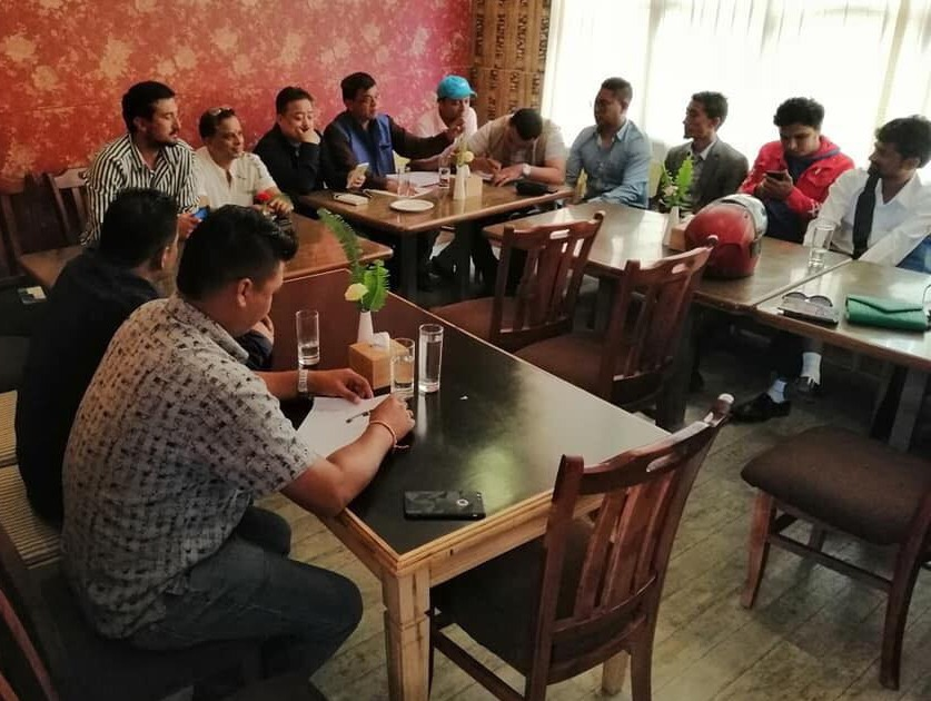 राष्ट्रिय प्रजातान्त्रिक युवा संगठन अब तात्छ : कैलाश कटुवाल