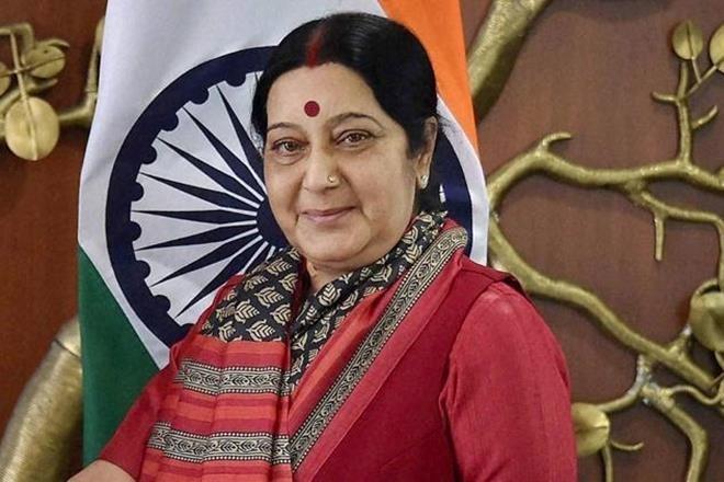 भारतीय पूर्व विदेशमन्त्री सुस्मा स्वराजको निधन