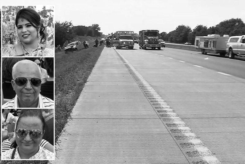 अमेरिकामा सवारी दुर्घटनामा परी तीन नेपालीको मृत्यु