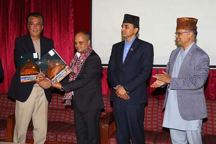 नेपाल भ्रमण वर्ष–२०२० र गैरआवासीय नेपाली संघबीच १७ बुँदे समझदारी