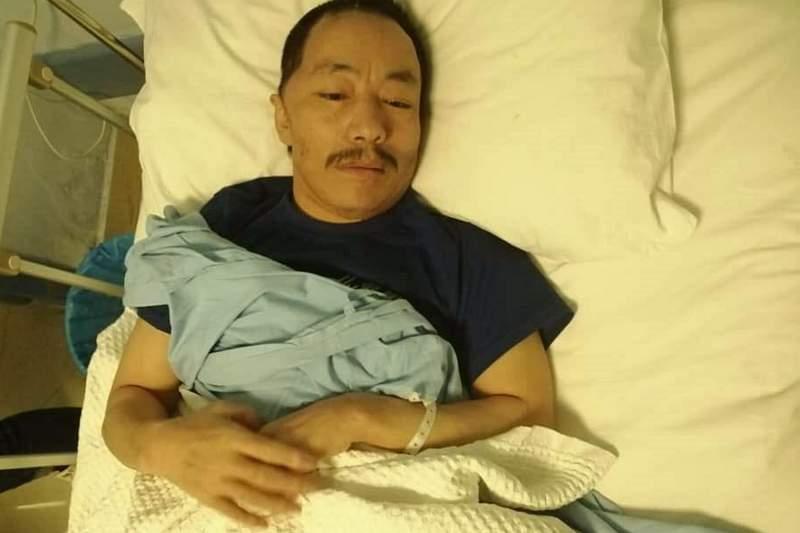 भोजपुरका राईलाई प्यारालाइसिसले ढलायो, कुवेत पुगेको तीन महिनाबाटै अस्पतालको वेडमा
