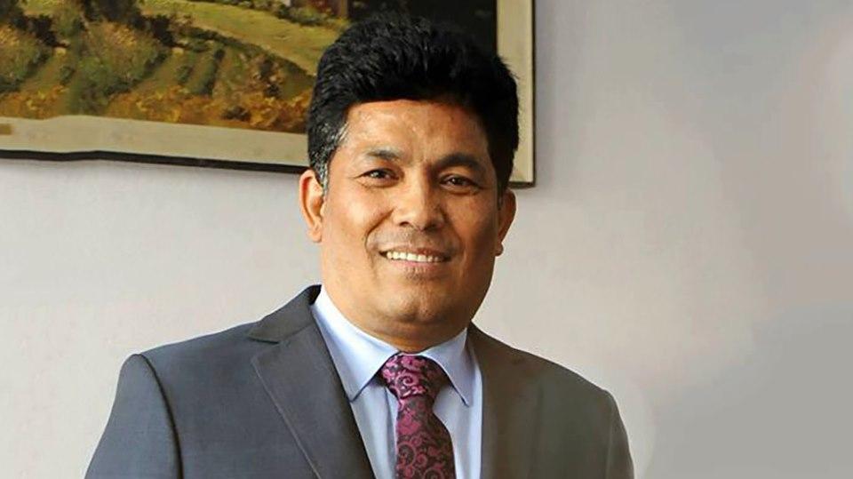 नेपाल राष्ट्र बैंकका डेपुटी गभर्नर शिवराज श्रेष्ठ निलम्बित