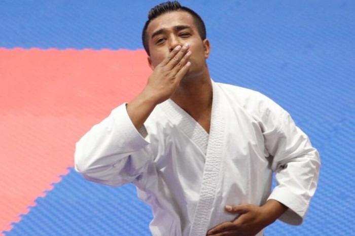 १३औं साग खेलकुद :मण्डेकाजीले दिलाए नेपाललाई पहिलो स्वर्ण