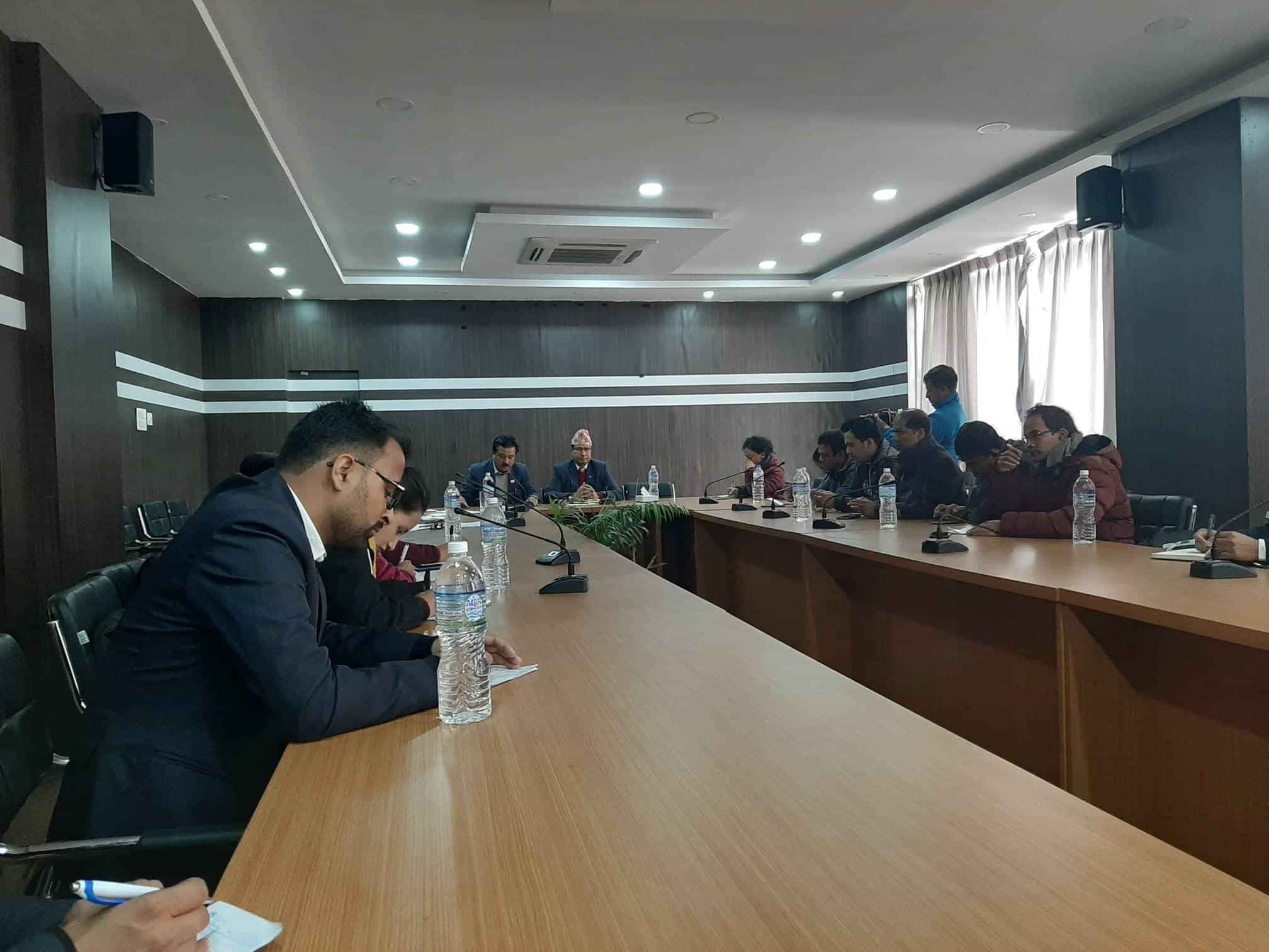 साताब्यापी आप्रवासी कामदार दिवस शुरु, काठमाडौंमा प्रभातफेरि नहुने