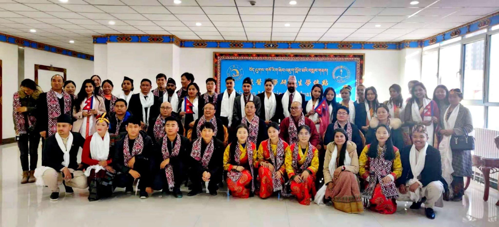 'गिरिजाप्रसाद कोइराला फाउन्डेशन'ले २१ विद्यार्थीलाई पठायो चिन अध्ययन भ्रमणमा